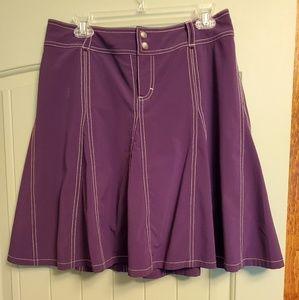 Purple Athleta Skort